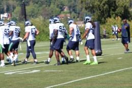 Seahawks D-Line