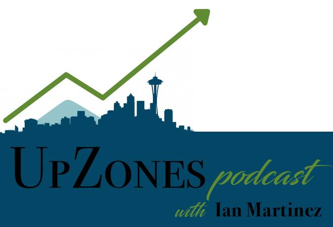Upzones Podcast Logo
