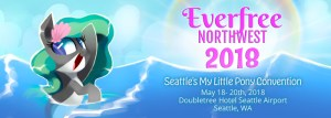 Everfree Northwest, Seattle's My Little Pony Fan Convention! @ DoubleTree Hotel Seattle Airport | Seattle | Washington | United States