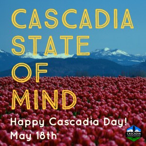 Skagit Valley image promoting Cascadia Day