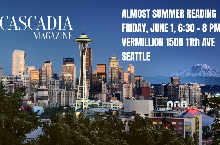 Cascadia Magazines Reading