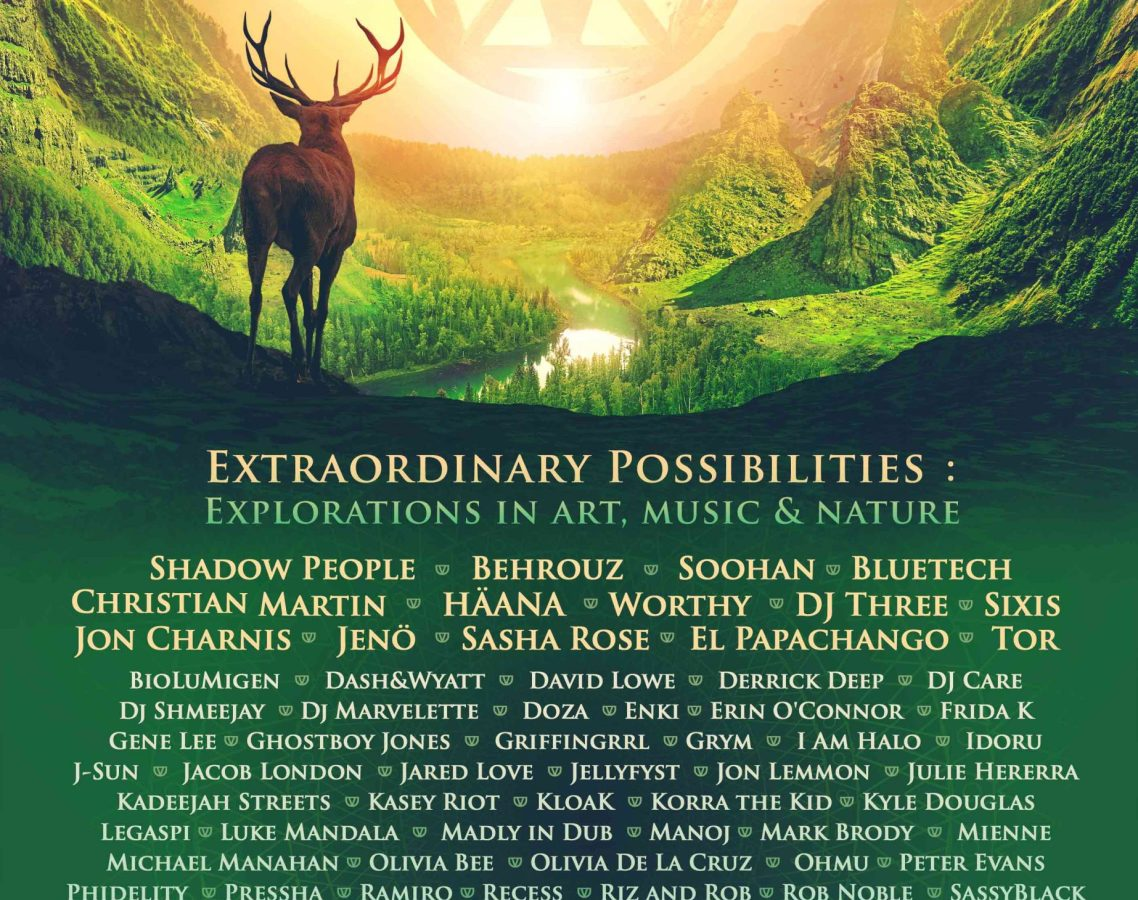 2018 CascadiaNW Festival
