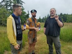 2018 Cascadia Convergence Alexander Baretich