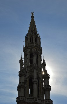 Bruxelles, Piata Centrala