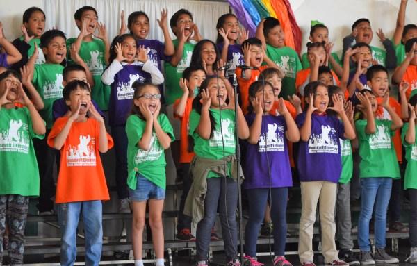 San Gabriel Unified Elementary Schools Celebrate Art