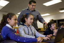Pilot Technology Class Challenges San Ysidro Middle