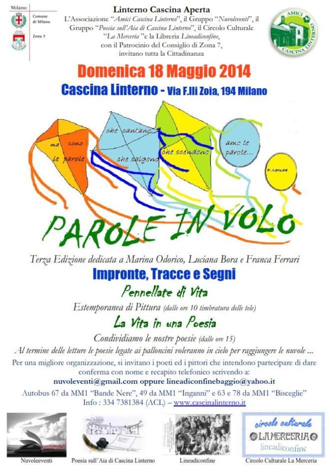 Locandina_PAROLE IN VOLO Terza Edizione_180514