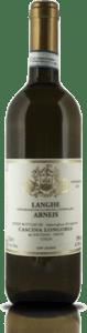 Langhe Arneis Italian white Wine Cascina Longoria Toso