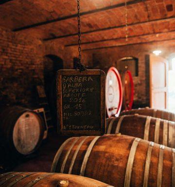 Red Wine Barbera Alba Superiore Ardote