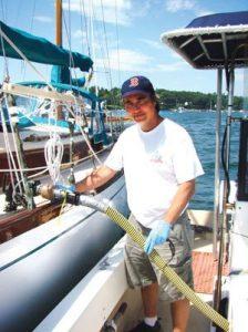 Jim Splude Pumout Captain