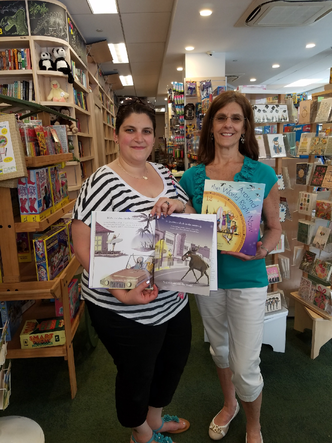 Gina Cascone and Bree Sheppard on Author Book Promotion