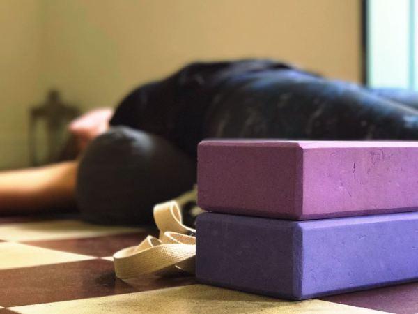 Restorative Yoga. Class every Monday at 7:15 pm. Casco Yoga Panama. Casco Viejo, Panama City, Panama