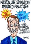 Macron by Ignace