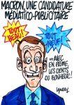 Macron by Ignace