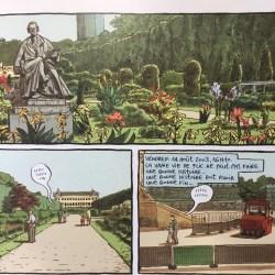 Pierre Dragon visits le Jardin des plantes