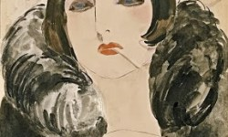 Portrait by Kees Van Dongen