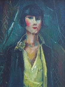 Portrait by Luigi Corbellini