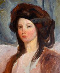 Juliette Drouet by Champmartin, 1827