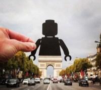 Lego de Triomphe