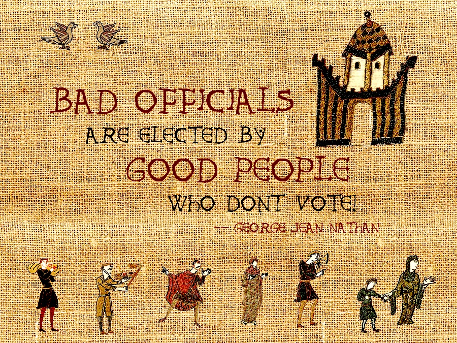 The Glorious Vote Of Bayeux