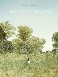 Les Grands espaces, cover art