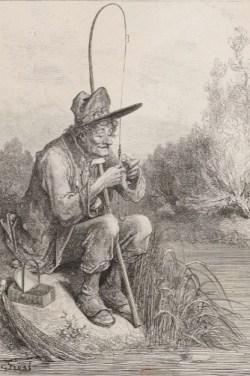 Le Peitit Poisson et le Pêcheur