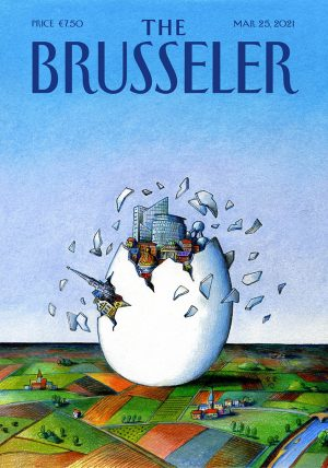 The Brusseler, Cost.
