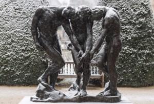 Jardin au Musée Rodin