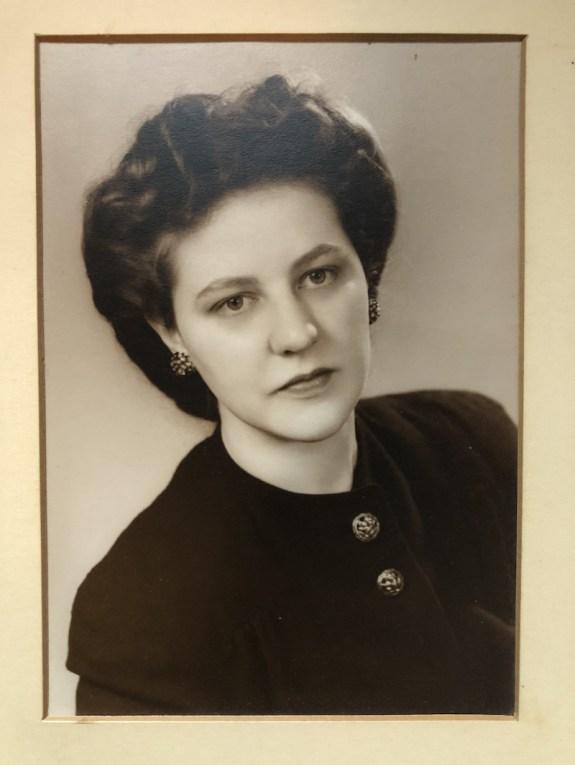 Georgia Neubrecht, 1947