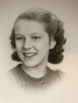 Georgia Newell, 1940