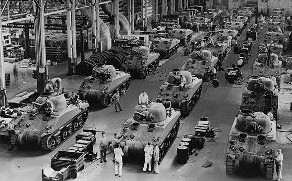 Chrysler Tank Plant