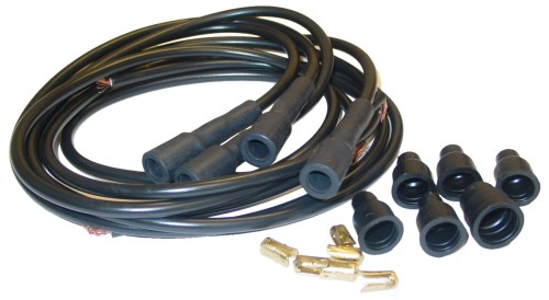 small resolution of spark plug wiring set 4 cyl