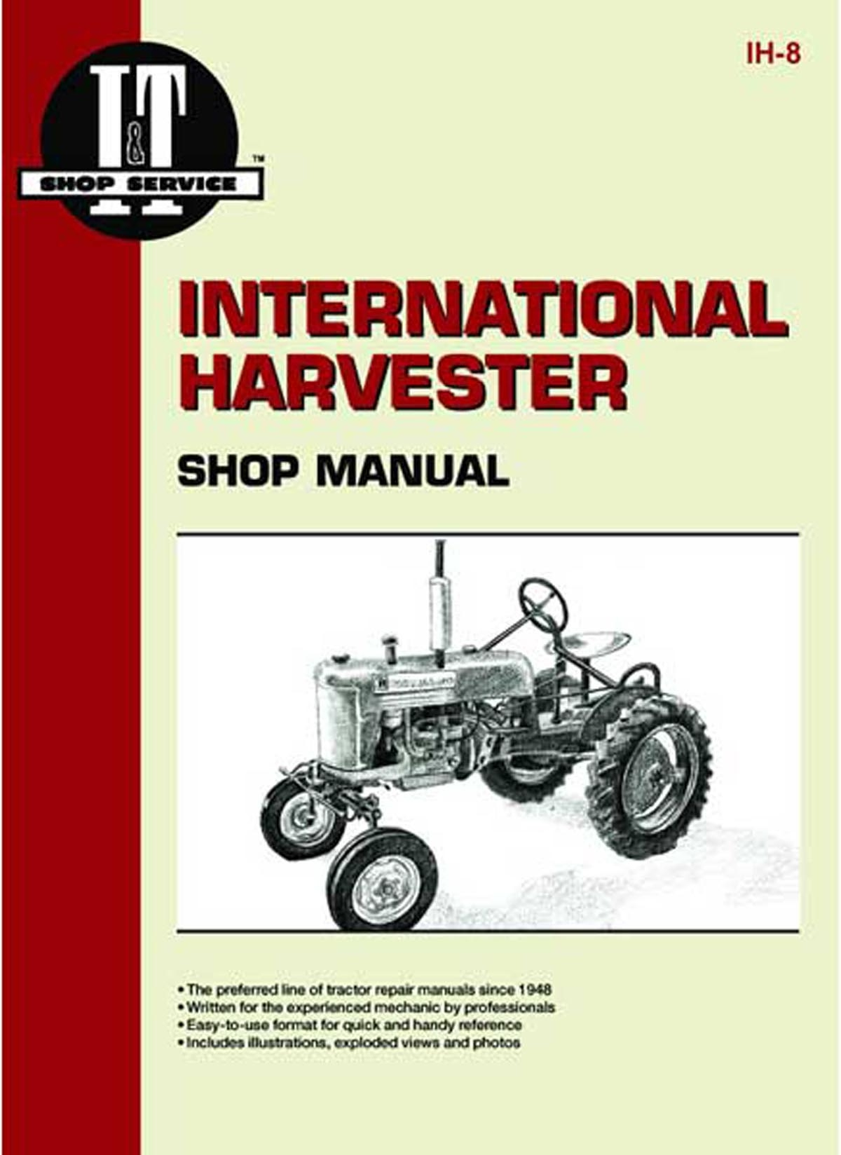 hight resolution of electric stove wiring diagram i t shop service manual farmall a b c