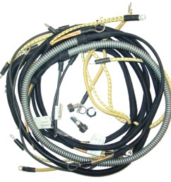wiring harness case ih parts case ih tractor parts  [ 1200 x 1237 Pixel ]