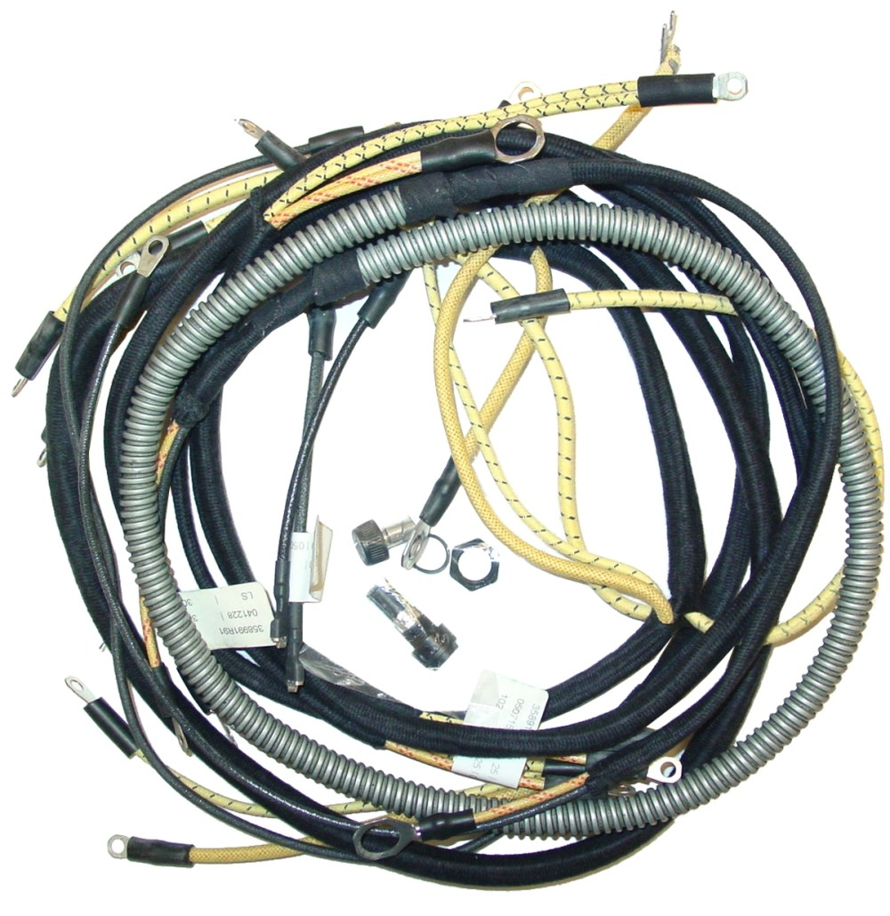 medium resolution of wiring harness case ih parts case ih tractor parts wiring harness for 574 international tractor wiring harness international tractor