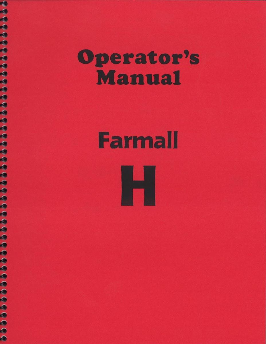 hight resolution of operators manual