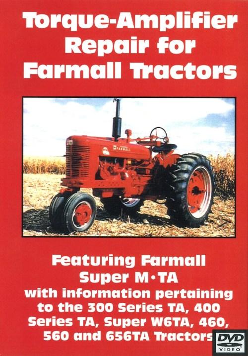 small resolution of farmall torque amplifier repair video dvd