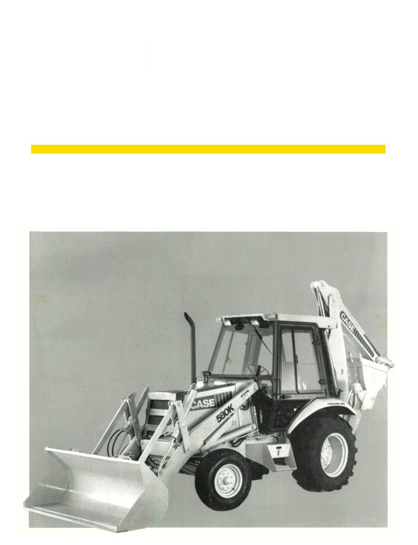 hight resolution of case 580k backhoe