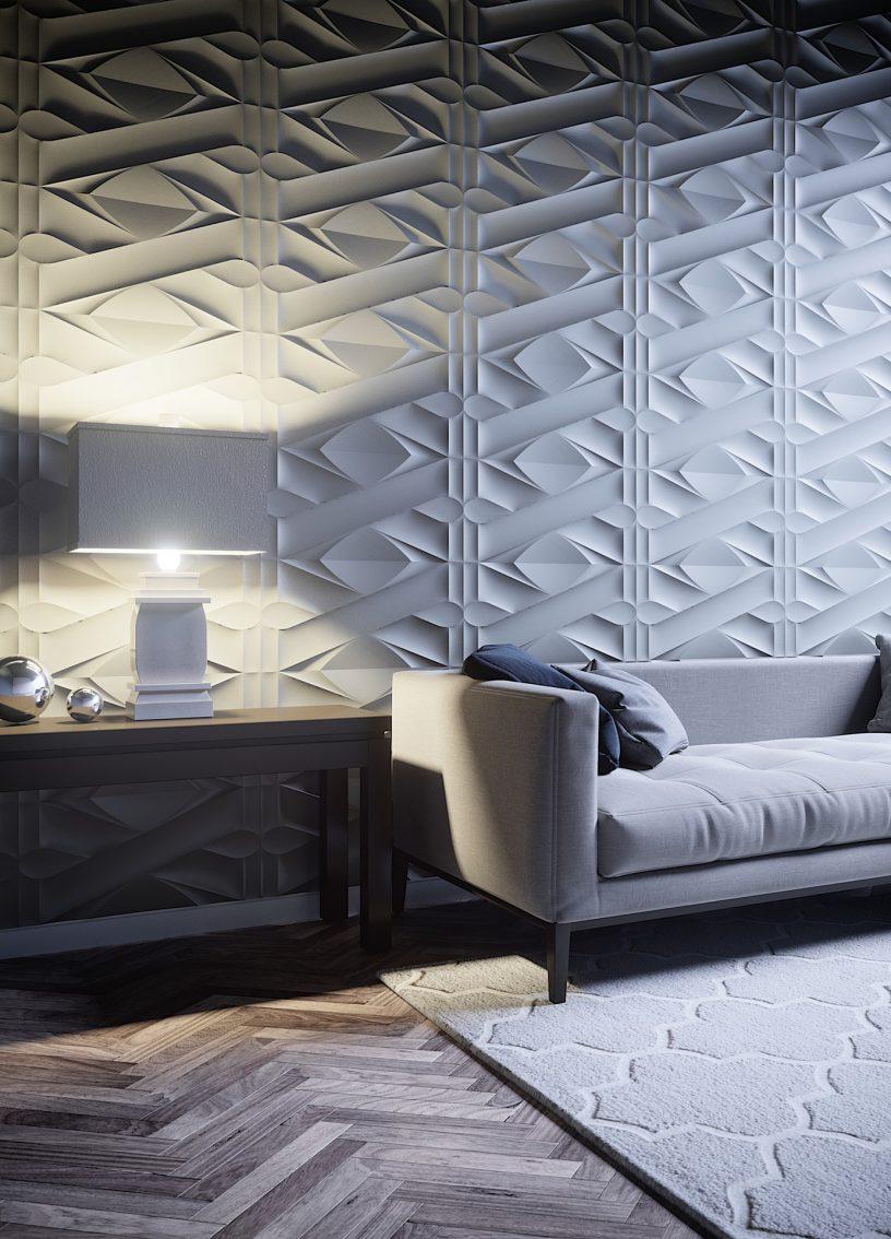 Salon Noir Et Blanc   Salon Decoration De Salon Best Of Deco ...
