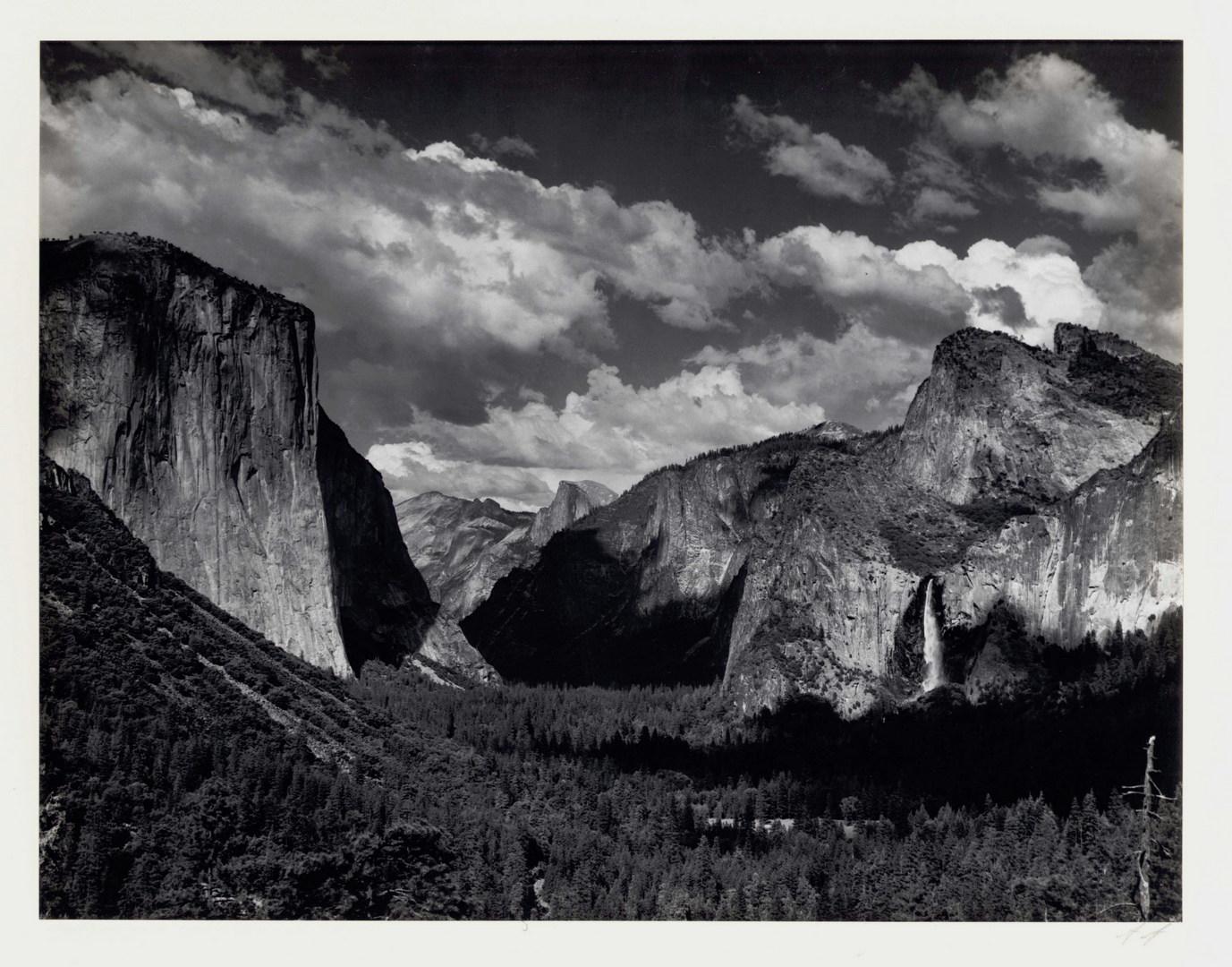 Lot 158 Ansel Adams 18 Folio Spec Ed Yosemite