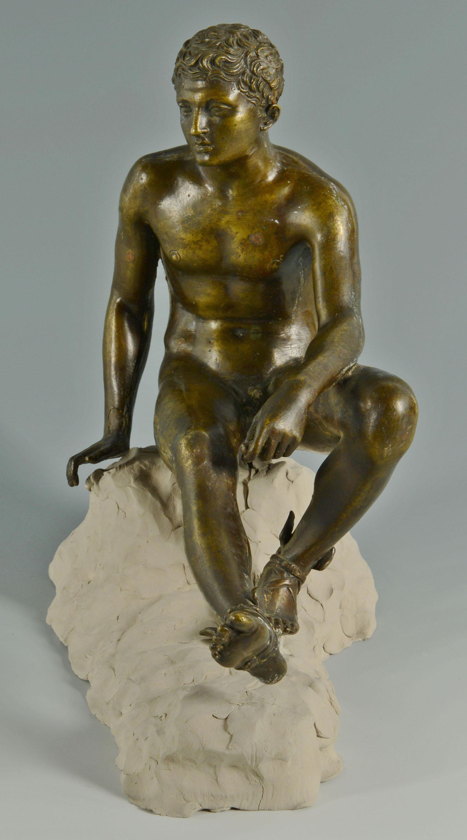 Bronze Sculpture of Hermes Sommer Artistic Foundry