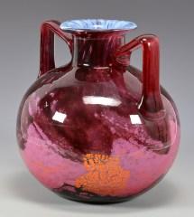 Lot 482 Daum Nancy Art Glass Vase