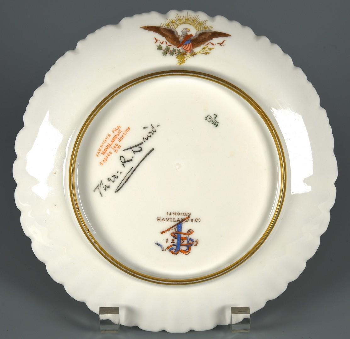 White House Dining Room Wallpaper