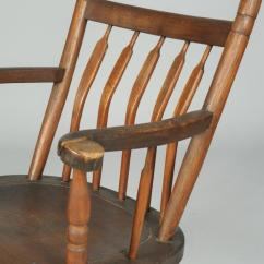 Windsor Chair With Arms Sling Stacking Patio Target Lot 111: Arrow Back Kentucky Rocking