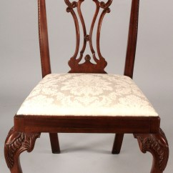 Maitland Smith Dining Chairs Wedding Chair Hire Algarve Lot 514 Assembled Set 8 Hickory And
