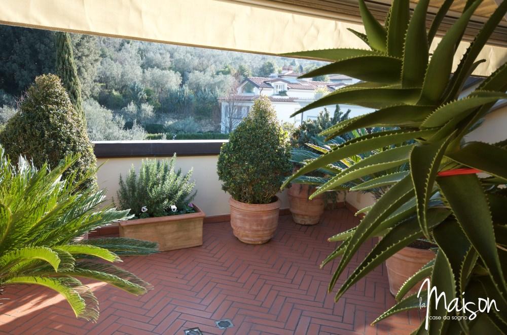 appartamento con mansarda la castellina prato agenzia immobiliare case vendita la maison case da sogno prato11