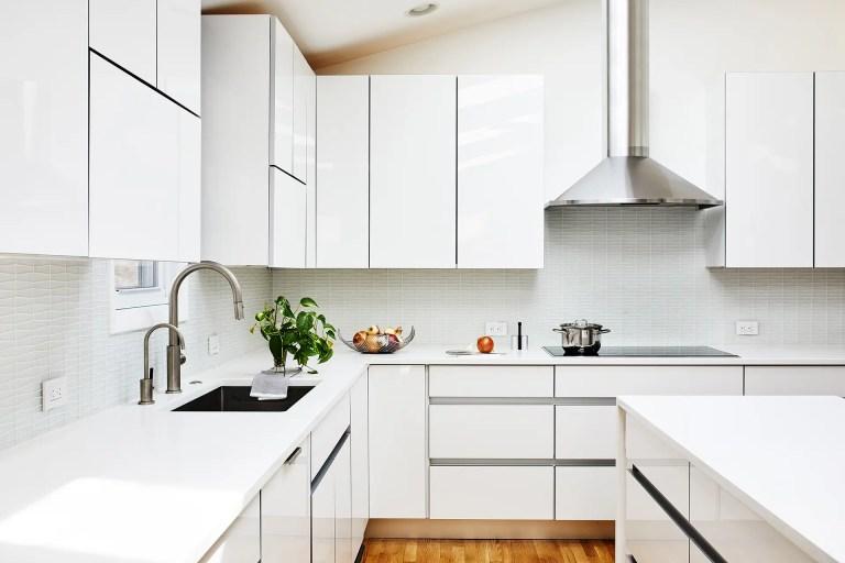 mayland remodeler all white kitchen