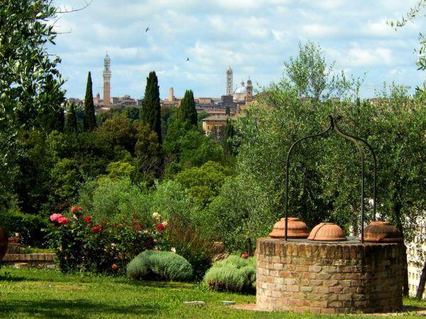 Villa vicina alla città di Siena Toscana