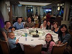 Dim Sum with Yan & Tammy, Catherine & Sea