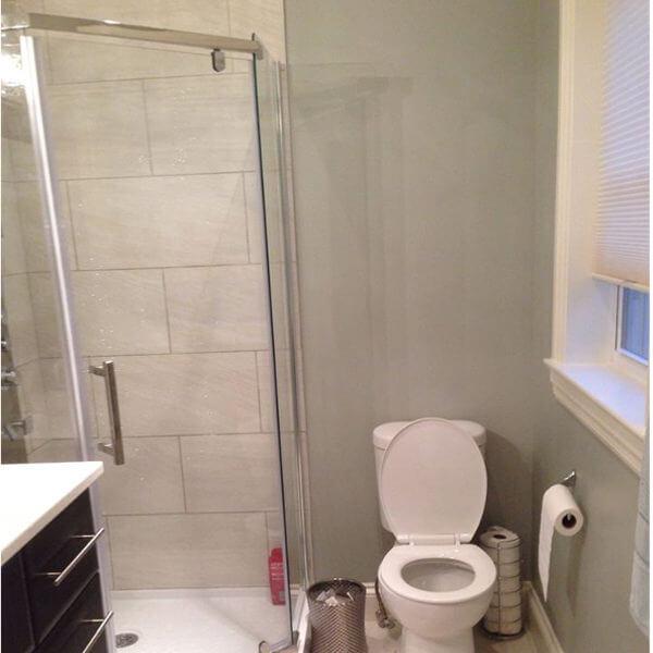 addition new master bath